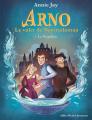 Couverture Arno le valet de Nostradamus Editions Albin Michel (Jeunesse) 2020
