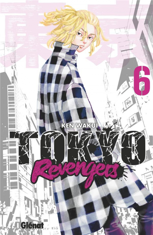 Couverture Tokyo Revengers, tome 06