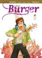 Couverture Lord of Burger, tome 2 : Etoiles filantes Editions Glénat 2013