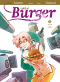 Couverture Lord of Burger, tome 3 : Cook and fight Editions Glénat 2013