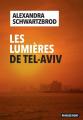 Couverture Les Lumières de Tel Aviv Editions Rivages (Noir) 2020