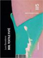 Couverture Bob, textile futé Editions 1115 2018