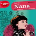 Couverture Nana Editions Hatier (Classiques & cie - Lycée) 2014