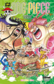 Couverture One Piece, tome 94 : Le rêve des guerriers  Editions Glénat (Shônen) 2020