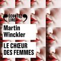 Couverture Le choeur des femmes Editions Gallimard  2020