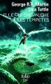 Couverture Windhaven / Elle qui chevauche les tempêtes Editions Folio  (SF) 2020