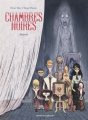 Couverture Chambres noires : intégrale Editions Vents d'ouest (Les intégrales) 2020