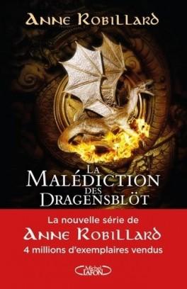 Couverture La Malédiction des Dragensblöt, tome 1 : Le Château