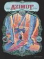 Couverture Azimut, tome 3 : Les anthropotames du Nihil Editions Vents d'ouest 2016