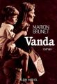 Couverture Vanda Editions Albin Michel 2020