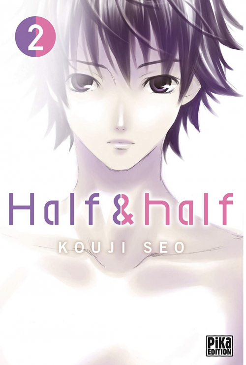 Couverture Half & Half, book 2