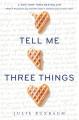Couverture Trois de tes secrets Editions Random House (Children's Books) 2016