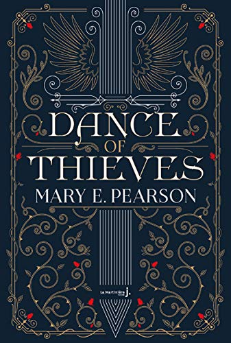 Couverture Dance of Thieves, tome 1