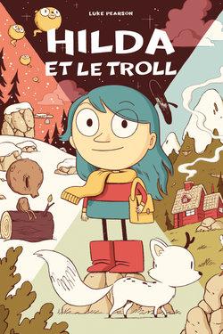 Couverture Hilda et le troll