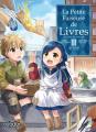 Couverture La petite faiseuse de livres, tome 3 Editions Ototo (Shônen) 2020