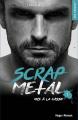 Couverture Scrap Metal, tome 1 : Mis à la casse Editions Hugo & cie (New romance) 2020