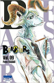 Couverture Beastars, tome 09 Editions Ki-oon (Seinen) 2020