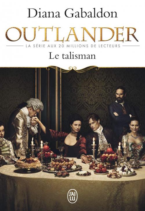 Couverture Outlander (J'ai lu, intégrale), tome 02 : Le talisman