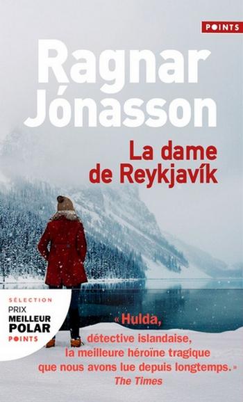 Couverture La dame de Reykjavik