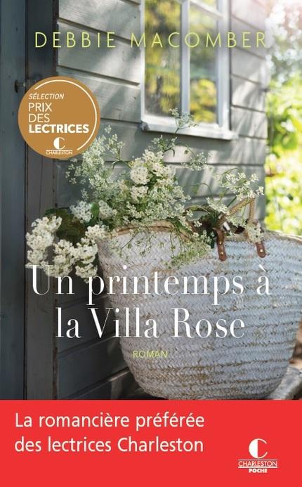 Couverture Retour à Cedar Cove, tome 2 : Un printemps à la villa rose
