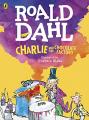 Couverture Charlie et la chocolaterie Editions Puffin Books (My Roald Dahl) 2016