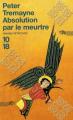Couverture Absolution par le meurtre Editions 12-21 2011
