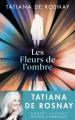 Couverture Les fleurs de l'ombre Editions Robert Laffont 2020