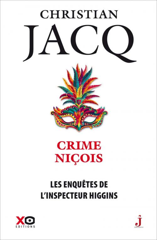 Couverture Les enquêtes de l'inspecteur Higgins, tome 35 : Crime Niçois