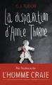 Couverture La disparition d'Annie Thorne Editions J'ai Lu 2020