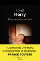 Couverture Nos secrets jamais Editions Seuil (Cadre noir) 2020