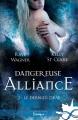 Couverture Le dernier Drae, tome 2 : Dangereuse alliance Editions Infinity (Onirique) 2020