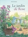 Couverture Le jardin de Rose Editions Delcourt (Mirages) 2020