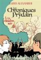 Couverture Chroniques de Prydain, tome 2 : Le Chaudron noir Editions Anne Carrière 2020