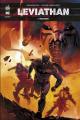 Couverture Leviathan (Urban), tome 1 : Ascension  Editions Urban Comics (DC Rebirth) 2020