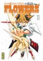 Couverture Shaman King Flowers, tome 1 Editions Kana (Shônen) 2020