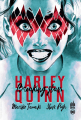 Couverture Harley Quinn : Breaking Glass Editions Urban Comics (Link) 2020