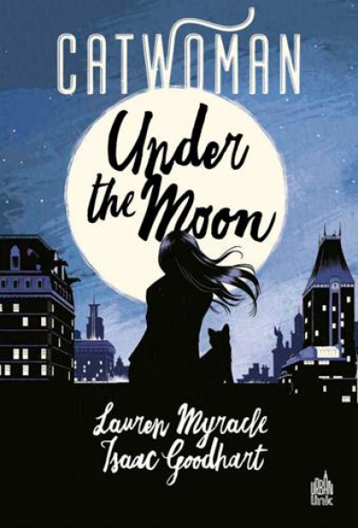 Couverture Catwoman : Under the moon