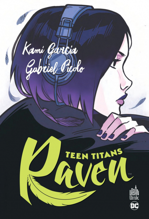 Couverture Teen Titans : Raven
