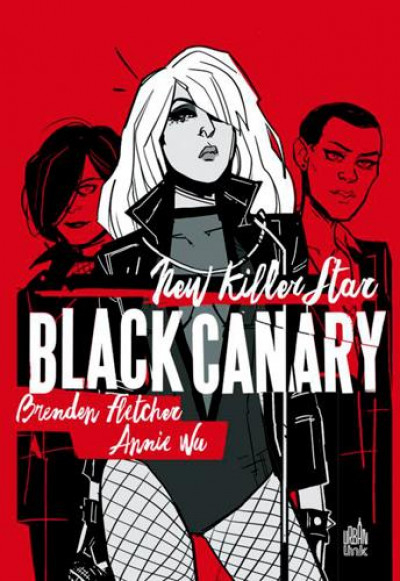 Couverture Black Canary : New Killer Star