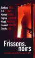 Couverture Frissons noirs Editions France Loisirs 2020