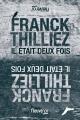 Couverture Il était deux fois... Editions Fleuve (Noir) 2020