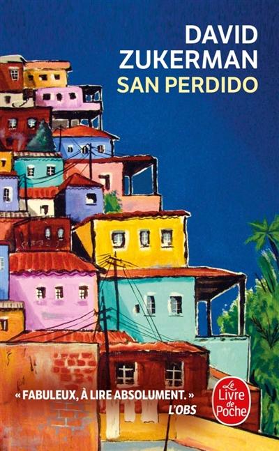 Couverture San Perdido