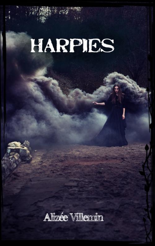 Couverture Harpies