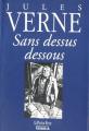 Couverture Sans dessus dessous Editions Grama (Le Passé du Futur) 1994