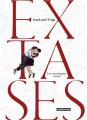 Couverture Extases, tome 2 : Les montagnes russes Editions Casterman 2020