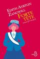 Couverture Forte tête Editions Belfond (Vintage) 2020