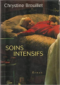 Couverture Soins intensifs Editions Québec Loisirs 2001