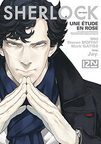 Couverture Sherlock, tome 1 : Une étude en rose