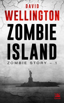 Couverture Zombie story, tome 1 : Zombie island