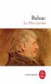 Couverture Le Père Goriot Editions Le Livre de Poche (Classiques) 2019